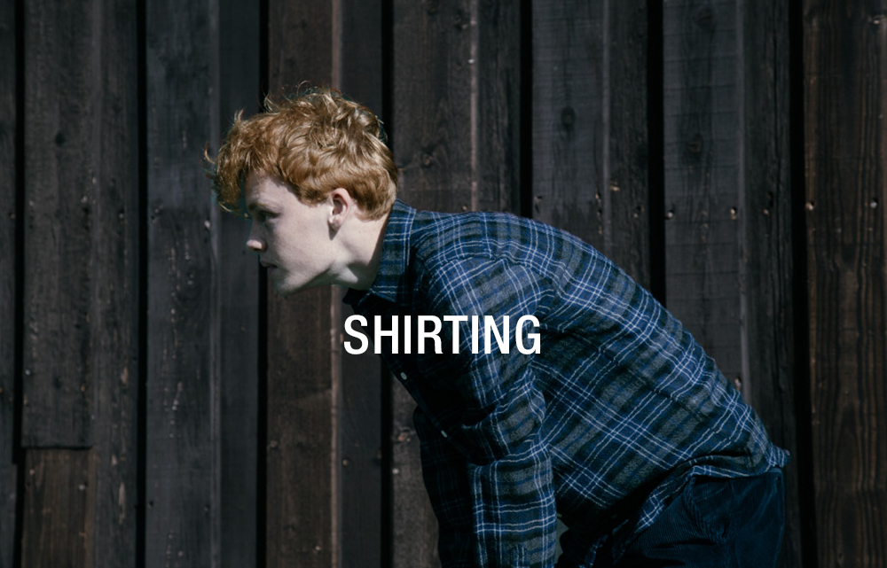 Shirting from Norse Projects Gitman Vintage Oslow Engineered Garments and more - Shop now at Norse Store
