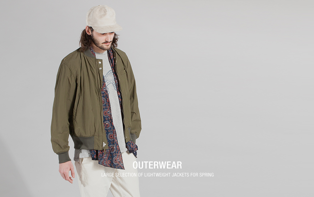 Engineered Garments Jackets at Norse Store