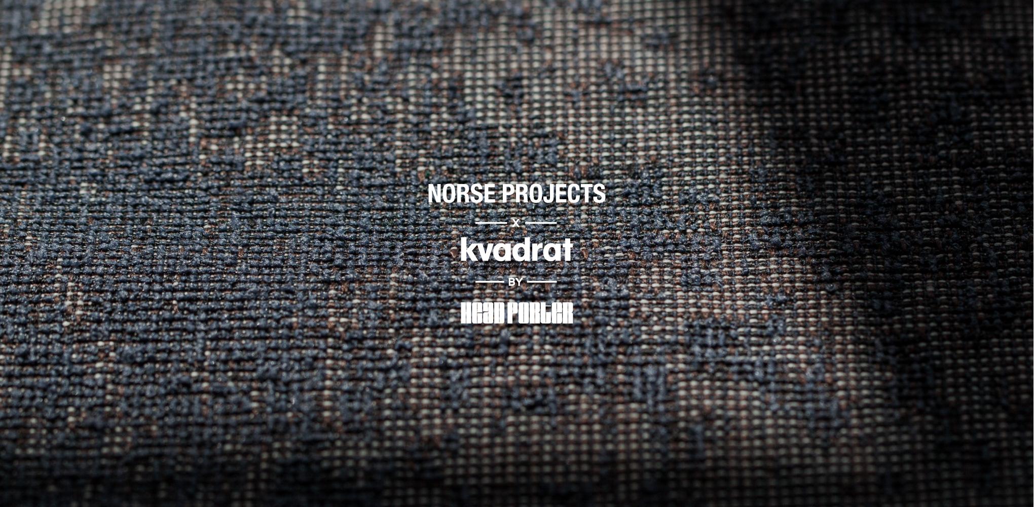 Norse Projects Kvadrat Head Porter - Norsestore.com