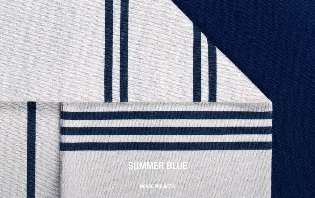 Norse Projects Summer Blue