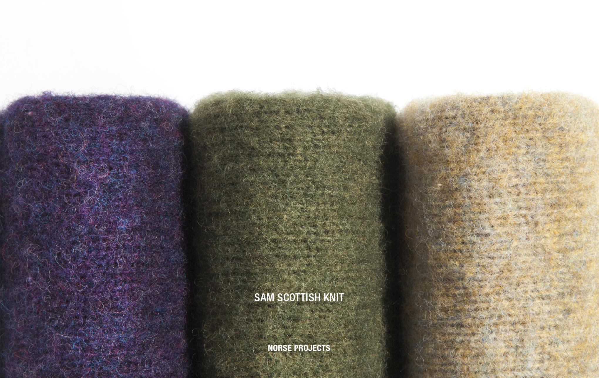 Norse Projects Sam Scottish Knit - Norsestore.com
