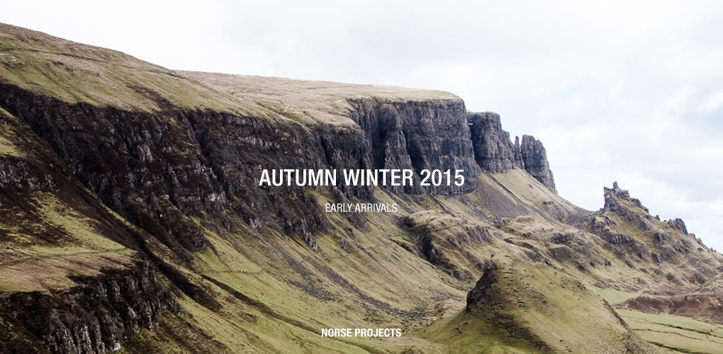 Norse Projects AW15 - Norsestore.com