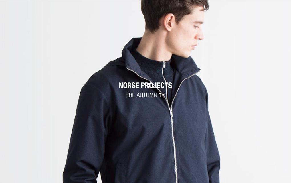 Norse Projects Pre Autumn 16 - Norsestore.com