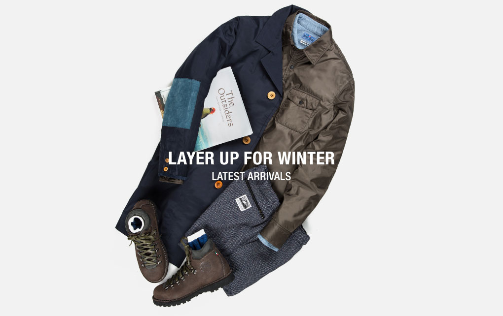 Norse Projects Jackets AW14 Outerwear