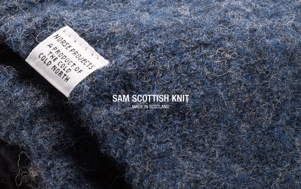 Norse Projects Sam Scottish Knit
