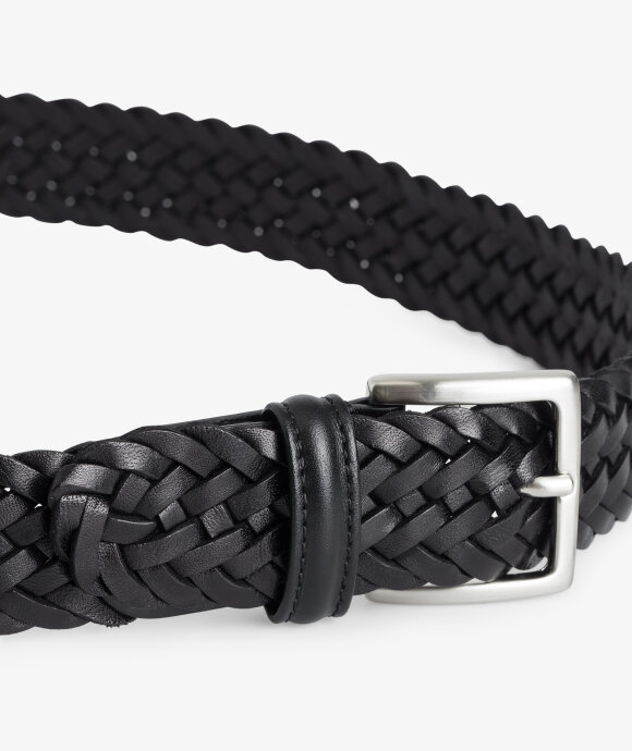 Anderson's - Braided Leather Belt