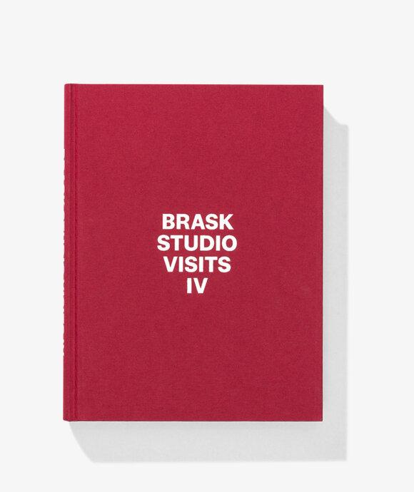 Books - Brask Studio Visit IV