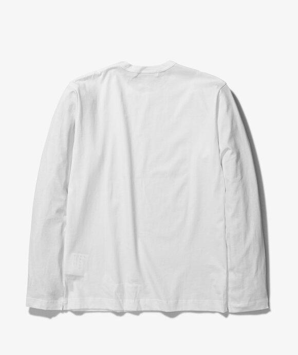 COMME des GARÇONS SHIRT - L/S T-shirt