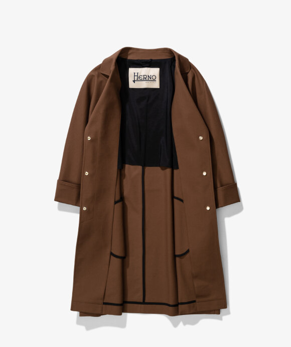 Herno Women - Womans Woven Coat