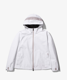 Herno Women - Woven White Jacket