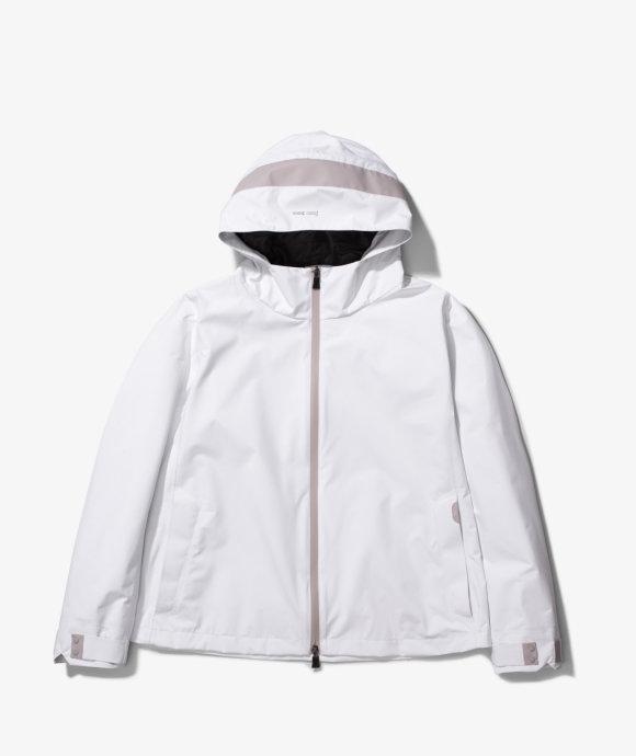 Herno Women - Woven White Jacket