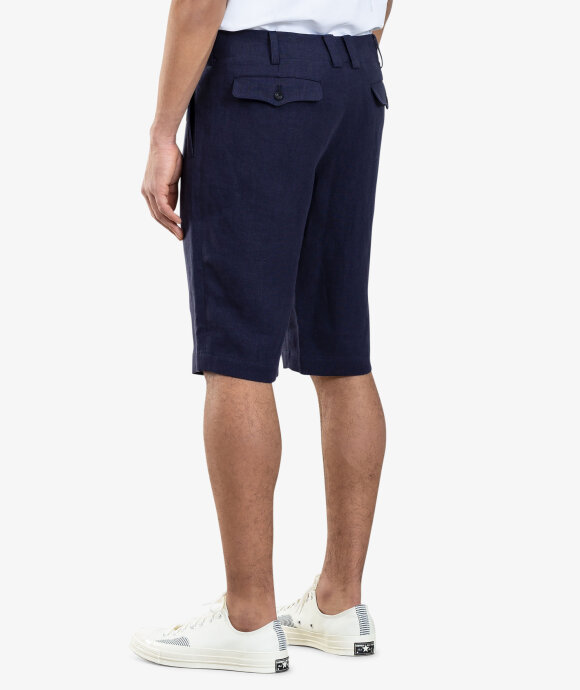 Junya Watanabe MAN - Linen Shorts