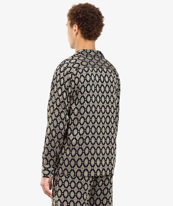 Needles - Cut-off Bottom Classic Shirt