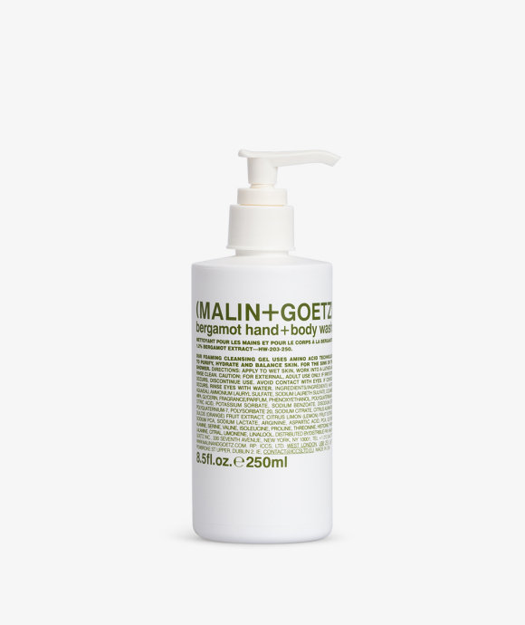 Malin+Goetz - Bergamot Hand+Body Wash