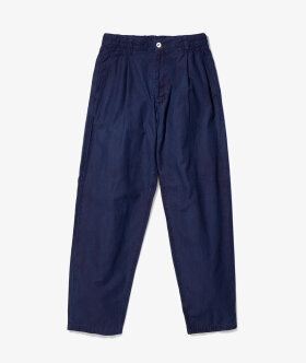 Blue Blue Japan - Chino Hand Dyed One Tuck Baggy