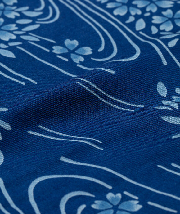 Blue Blue Japan - Yamazakura & Ryusui SS Shirt