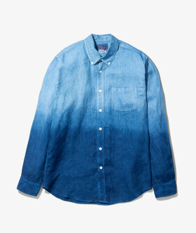 Blue Blue Japan - Gradation BD LS Shirt