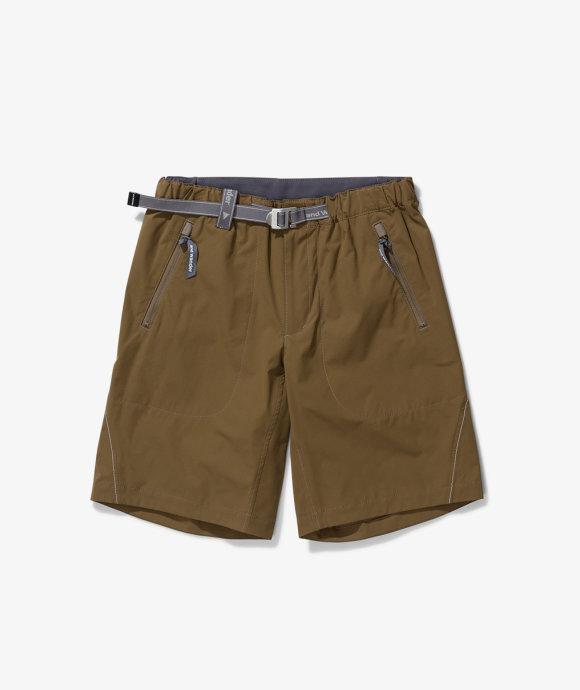 And Wander - Field Shorts