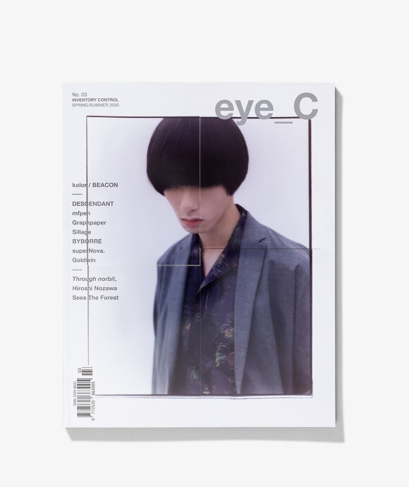 eye_C - eye_C Magazine No. 03