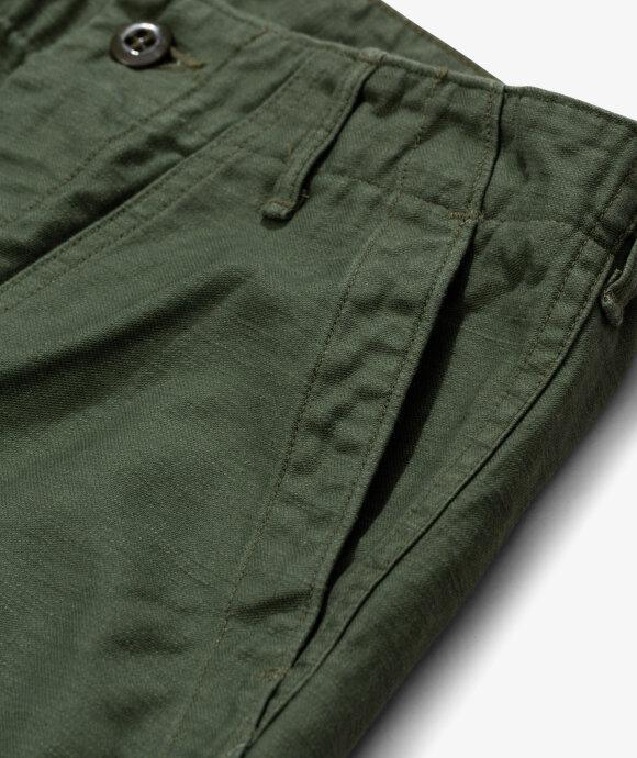 orSlow - Slim Fit Fatigue Pant