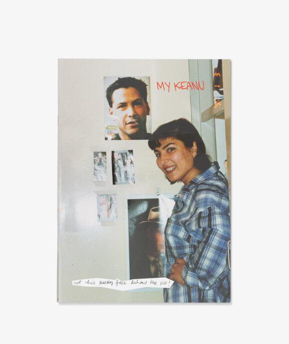 IDEA - My Keanu Fanzine