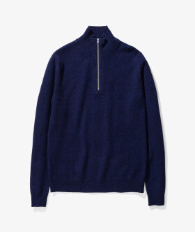 Norse Projects - Fjord Half Zip Twist