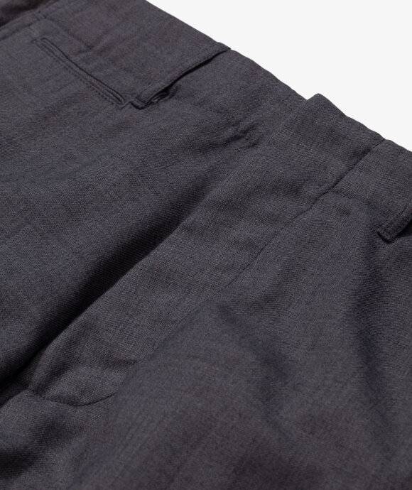 nanamica - Wool / polyester Wide Pants