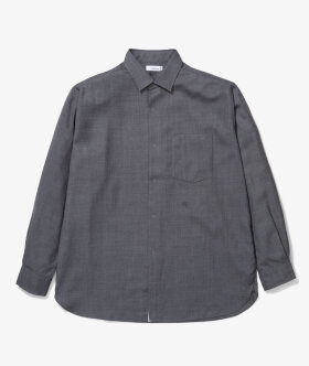 nanamica - Regular Collar Wind shirt