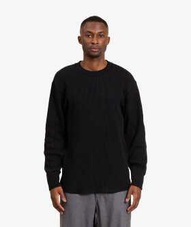 nanamica - Crew neck L/S Thermal Tee