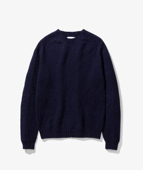 Norse Projects - Binir Brushed Lambswool