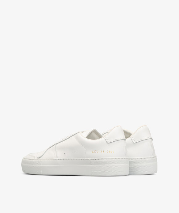 Common Projects - Full Court In Saffiano