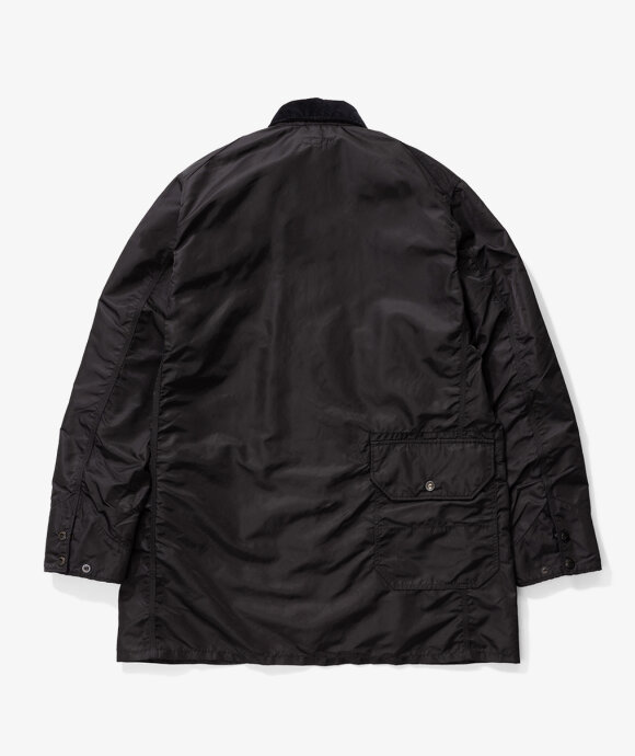 Engineered Garments - Flight Satin Logger Jacket