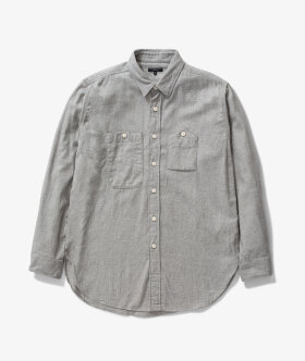 Engineered Garments - Brushed Cotton Work Shirt