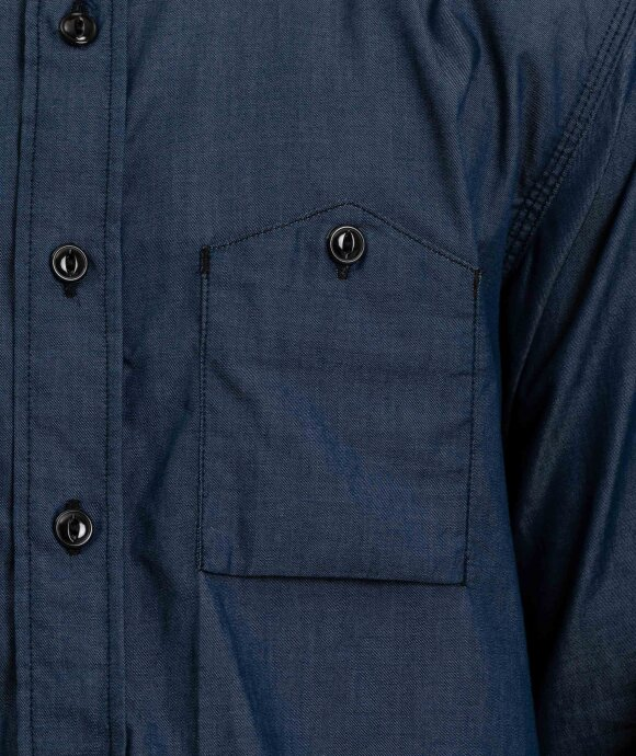 Engineered Garments - Light Weight Denim Work Shirt