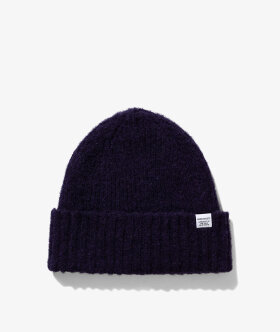 Norse Projects - Brushed Lambswool Beanie