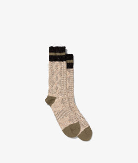Anonymous Ism - Cotton knit Sock