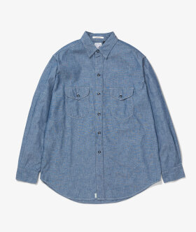 orSlow - Chambray Shirt