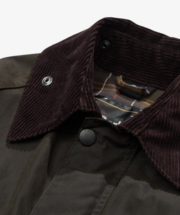 Barbour - Classic Bedale Wax Jacket
