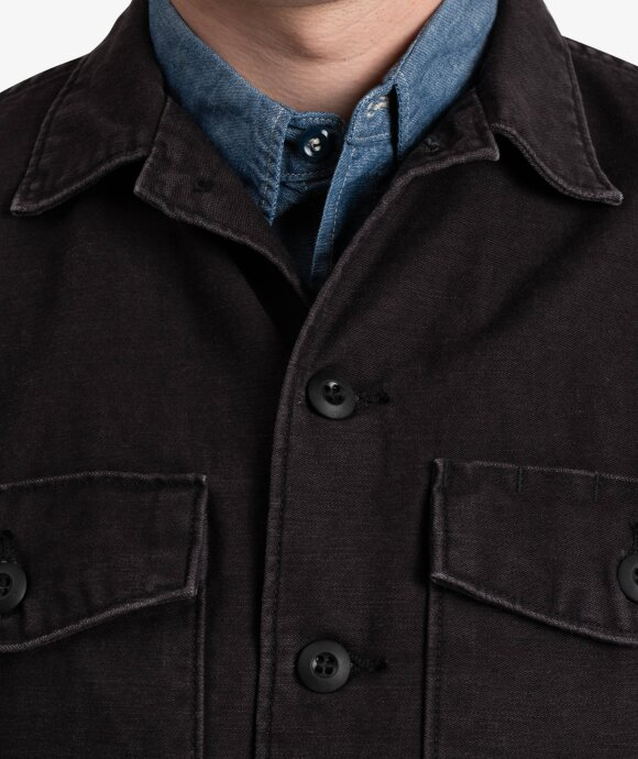 orSlow - Double Pocket Shirt