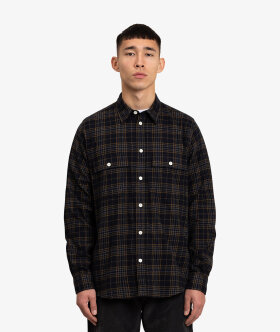 Norse Projects - Villads Brushed Flannel Check