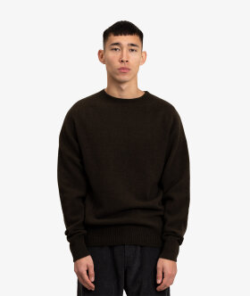 Margaret Howell - Saddle Neck Cashmere Crew
