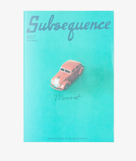 Visvim - Subsequence Magazine Vol. 3