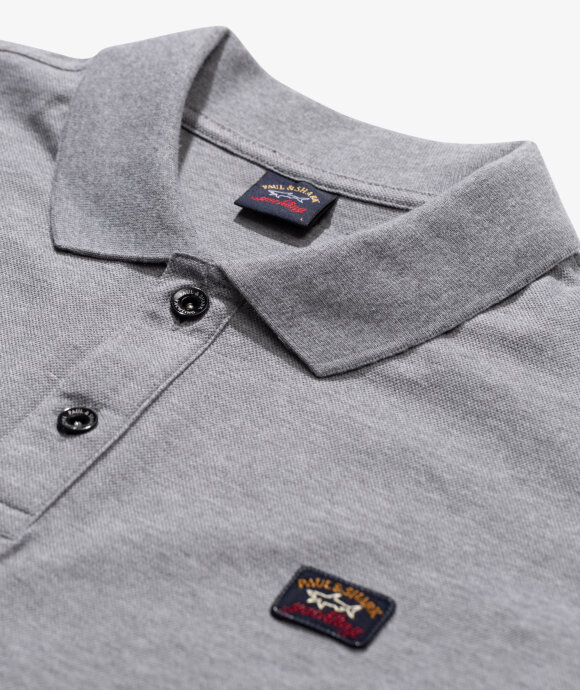 Paul & Shark - Logo Polo Shirt