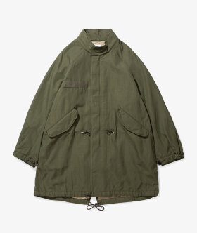 Visvim - Six-Five Fishtail Parka