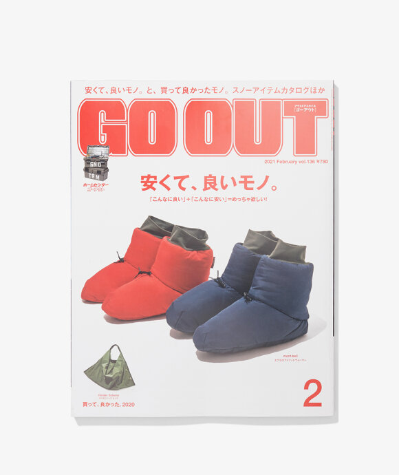 Go Out - Go Out Magazine N.136