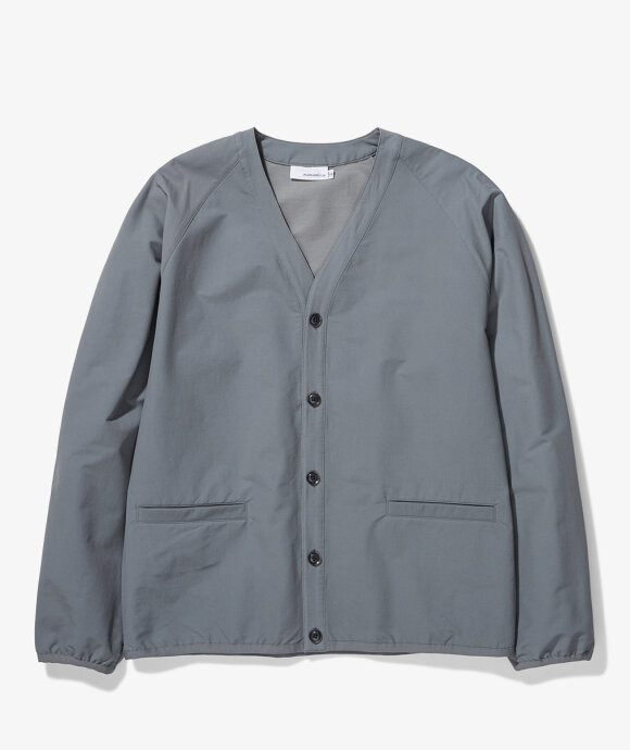 nanamica - Breath Tune Cardigan