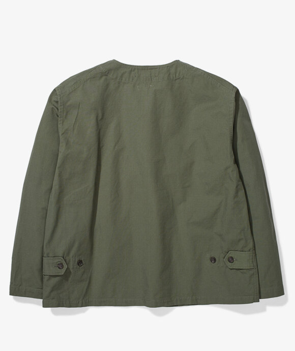 Engineered Garments - Cardigan Ripstop Jacket