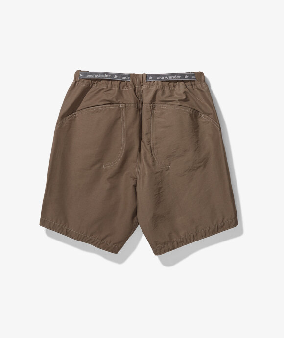 And Wander - Nylon Short