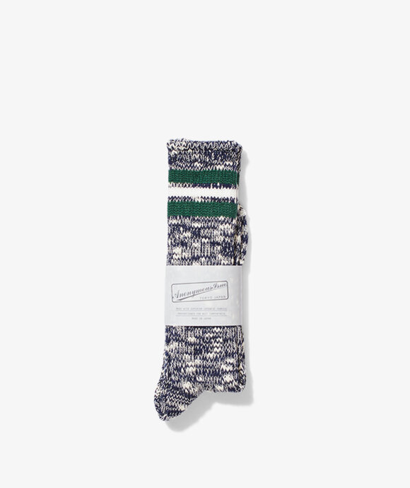 Anonymous Ism - Long Cotton Knit Sock