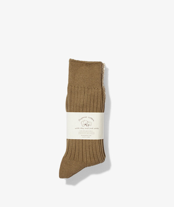 Anonymous Ism - 2-Pack Cotton Knit Socks